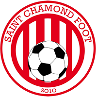 Logo Saint-Chamond Foot
